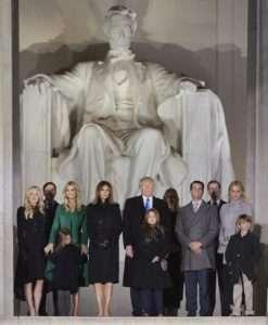 Donald Trump y Abraham Lincoln – La historia se repite